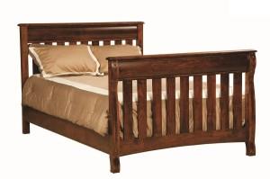 2867 Castlebury Twin Bed