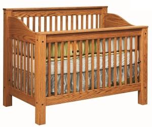 4742 Mission Crib