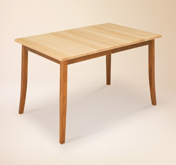 Kitchen and dining room tables page 1 amish furniture for Table 52 oak brook