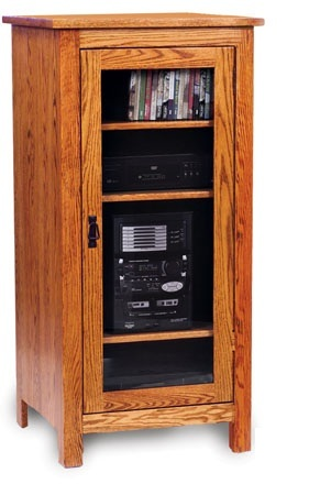 Stereo/Media Cabinets - Amish Furniture Gallery in Lockport, IL