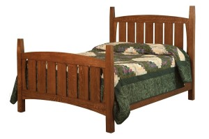 Jadon Mission Bed