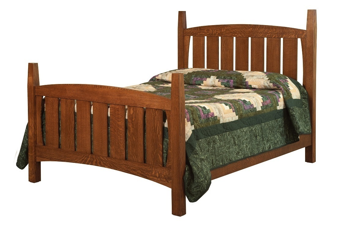 Mission Bedroom Furniture Beds Amish Furniture Gallery In Lockport Il