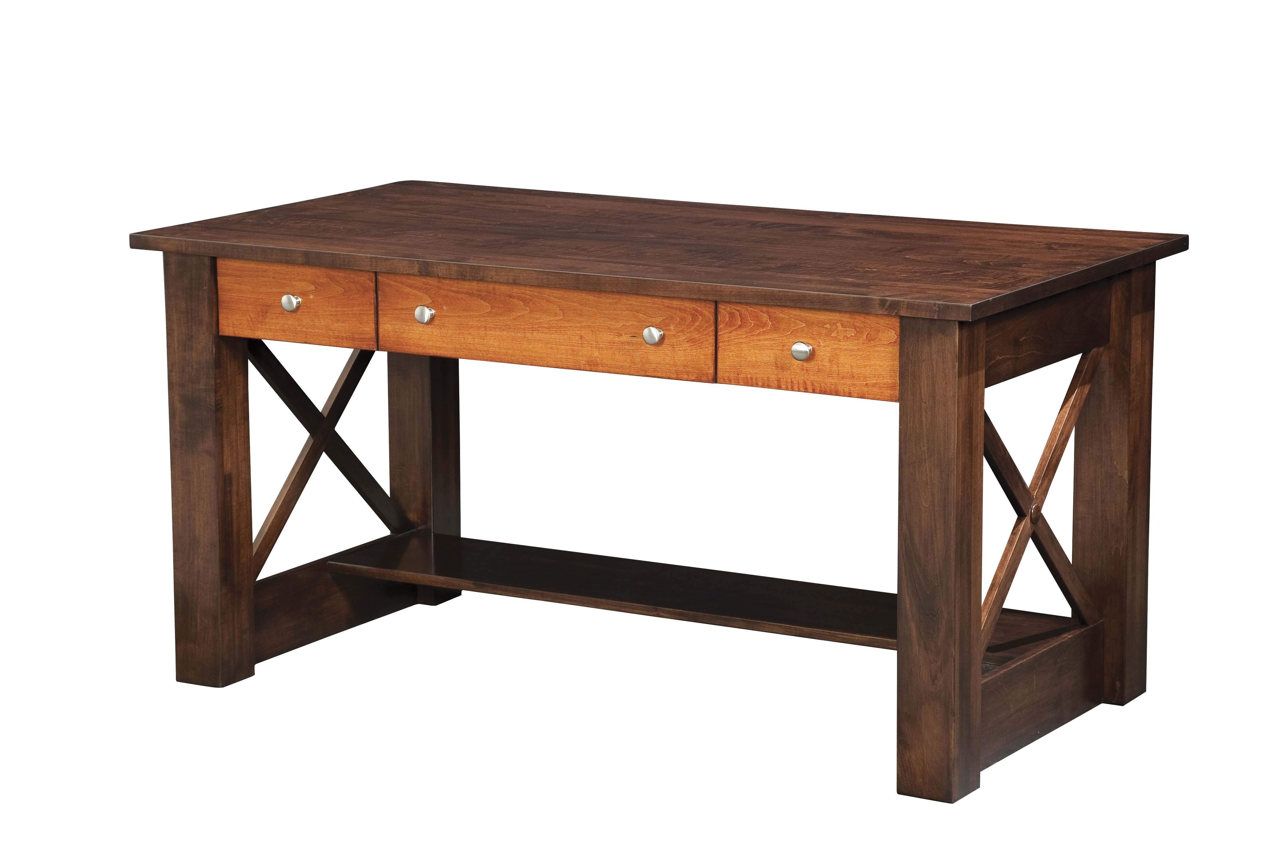 Desks (Page 1) - Amish Furniture Gallery in Lockport, IL