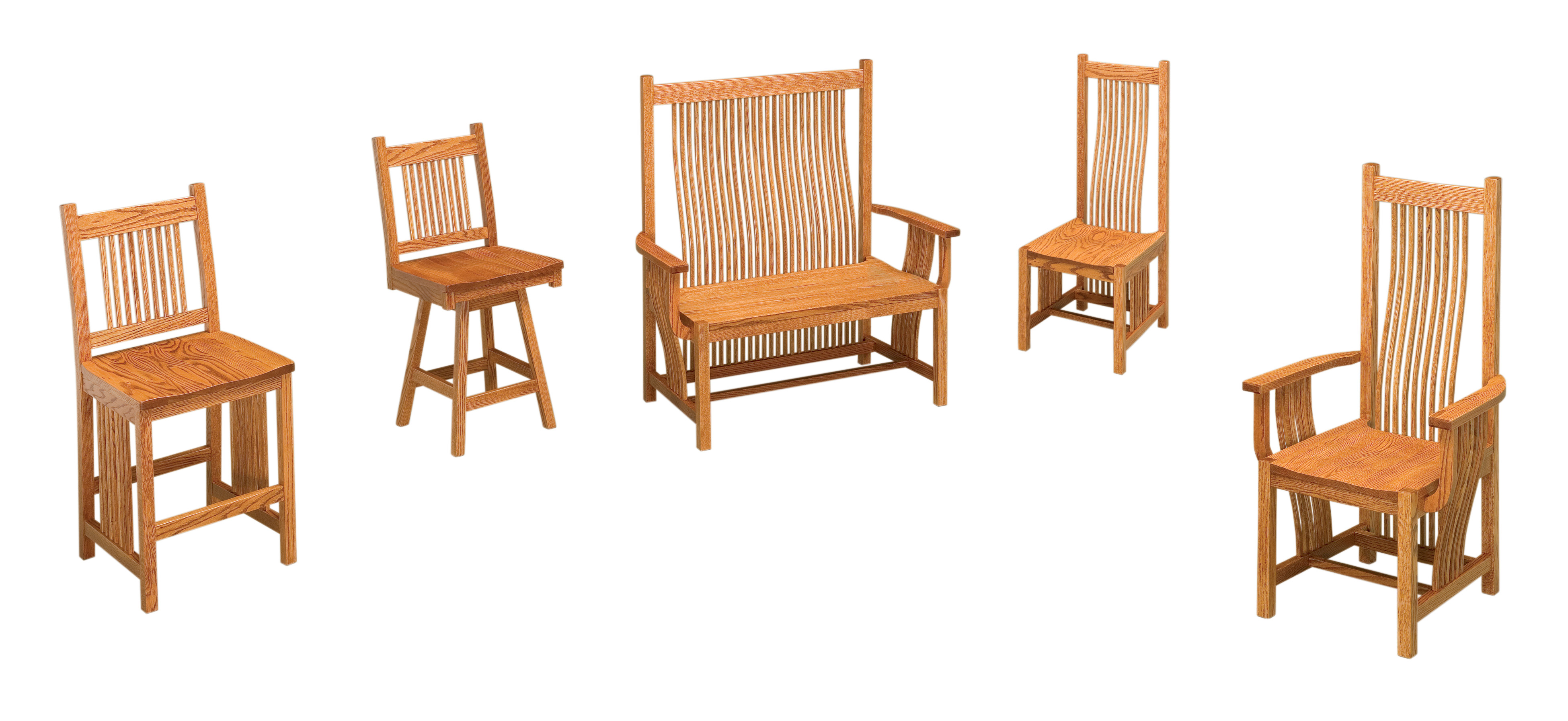 Chairs Page 2 Amish Furniture Gallery In Lockport Il
