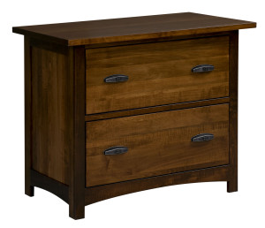 Oakwood Lateral File