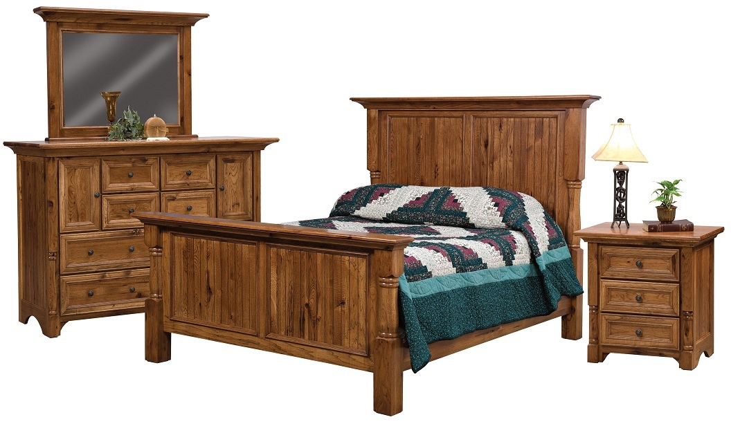 All Bedroom Styles and Full Sets - Amish Furniture Gallery in ...
