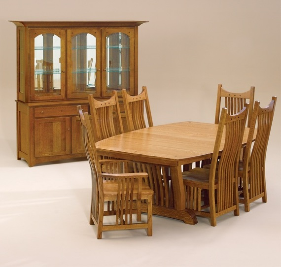 All dining kitchen styles and full sets amish furniture for Kitchen set royal