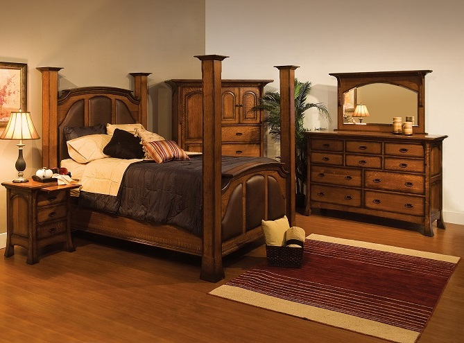 All Bedroom Styles And Full Sets Amish Furniture Gallery