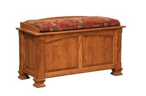 charleston blanket chest