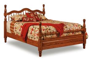 Hoosier Heritage Bed