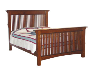 Stick Mission Deluxe Bed