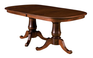 Chancellor Double Table
