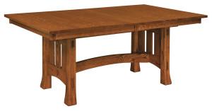 Olde Century Mission Table
