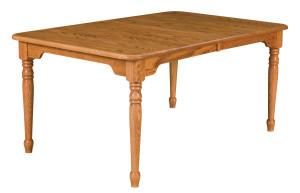 Traditional Leg Table